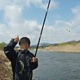 長木川釣り大会